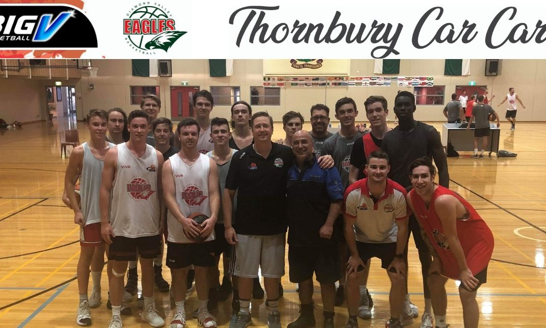 Thornbury Car Care becomes Mens Youth League Eagles naming rights partner