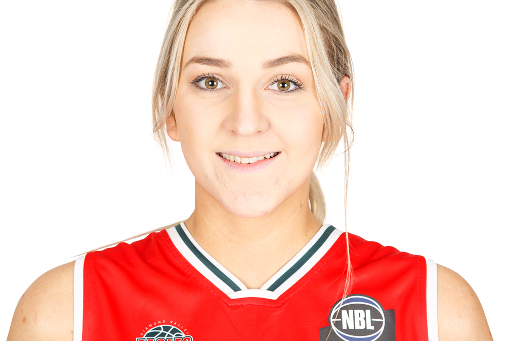 NBL1 Eagles sign Olivia Bontempelli