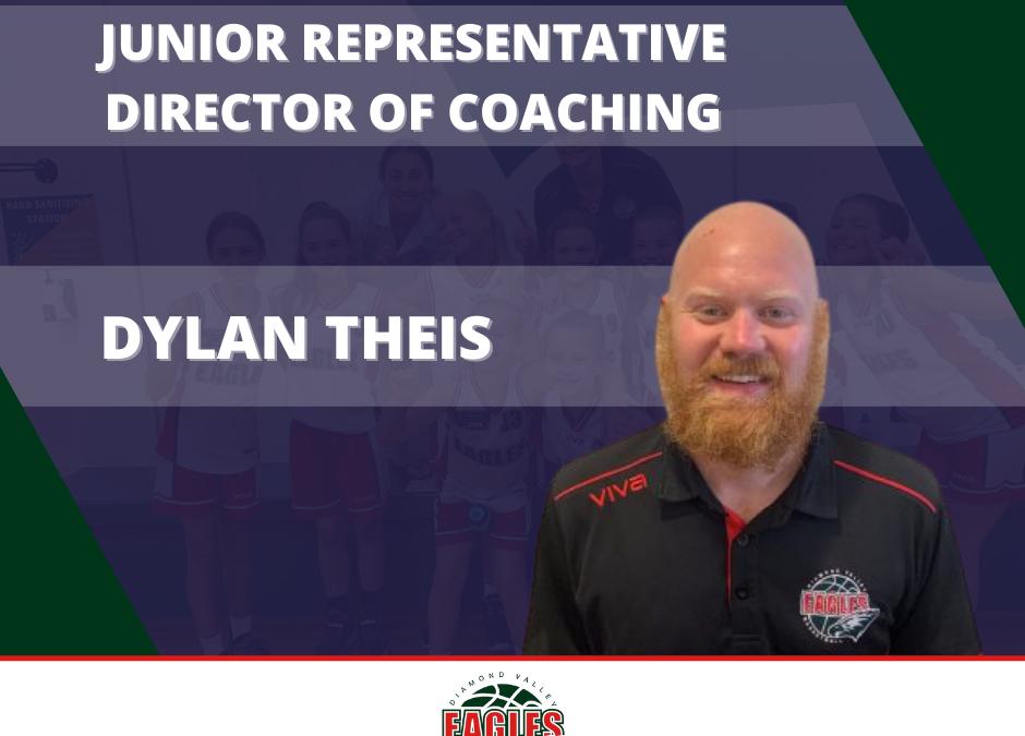 Junior Representative Director of Coaching